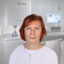 Dieses Bild zeigt Vera Petrova